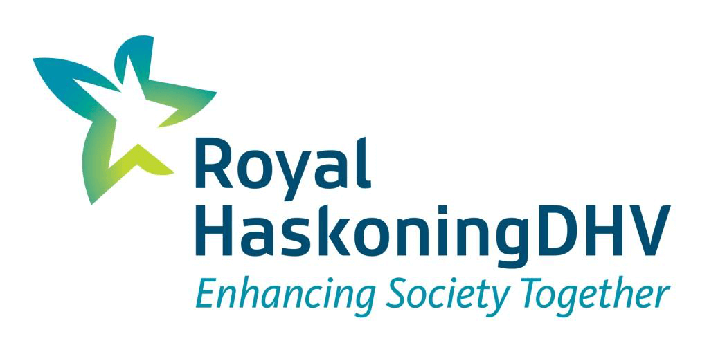 Royal Haskoning DHV - officiële partner van Water Wheel Corporation